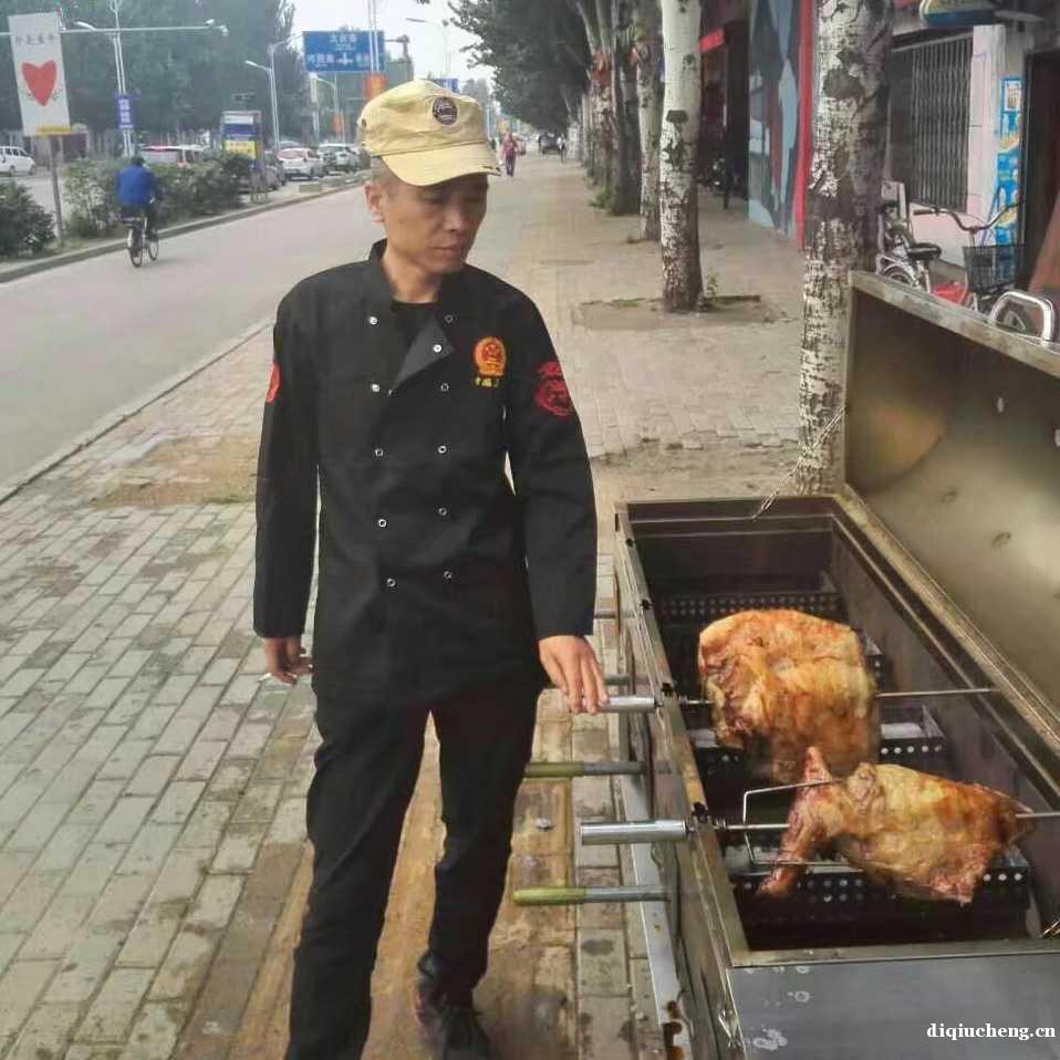 东北烧烤师傅求职